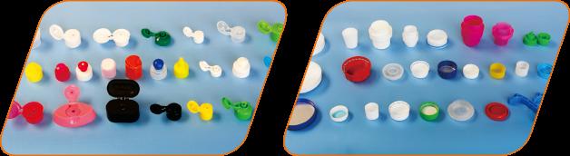 瓶盖瓶胚注塑机产品图