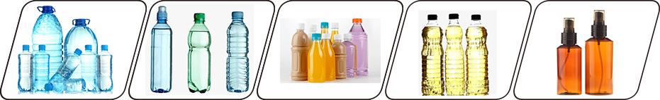 小瓶全自动PET吹瓶机产品图